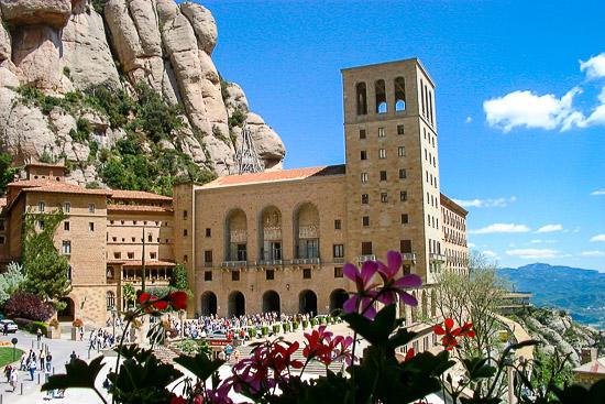 Barcelona Montserrat Spain