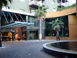 Miramar Hotel Entrance
