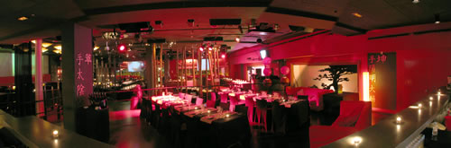 A Review Of Shoko Restaurant And Club In Barcelona