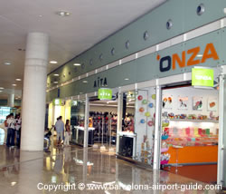 c786c534f77a2 Shopping at Barcelona Airport Terminal 1 (T1)  Retail and Shops at ...