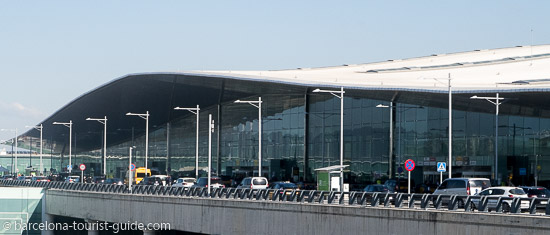 Barcelona international Airport