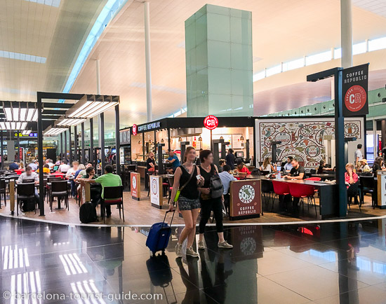 Barcelona International Airport