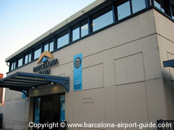 Barcelona Nord Bus Station