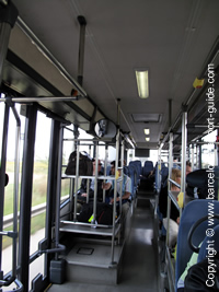 The Aerobus Interior