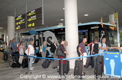 Traslado aeropuerto barcelona a hotel
