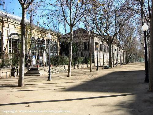 Parco di ciutadella - Calle princesa barcelona ...