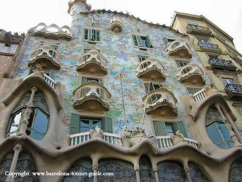 gaudi house casa batllo -#main