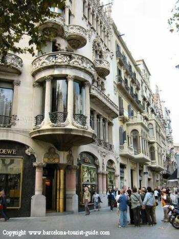Passeig De Gr 224 Cia Barcelona