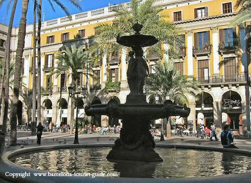 Famous Barcelona Tourist Sights and Attractions