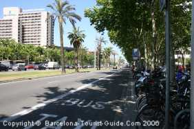 Les Corts - Business District in Barcelona
