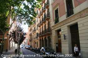 Quartiere Villa De Gracia