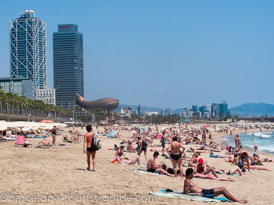 Beaches barcelona Nude Photos 10