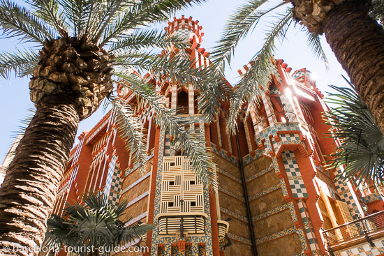 Casa Vicens by Gaudi
