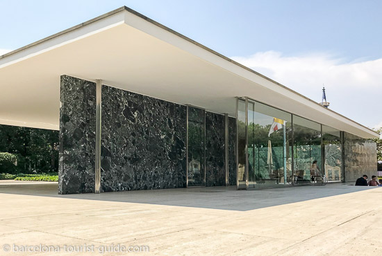 Barcelona Pavilion A Guide To Barcelonas Mies Van Der Rohe Pavilion
