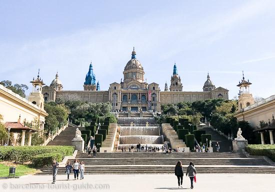 Auto Karta Barcelona.Placa Espana Guide Barcelona