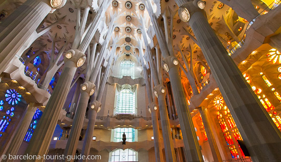 Best Way To Sagrada Familia From Cruise Port