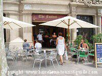 The Fastnet Irish Bar in Barcelona