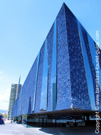 Herzog and Meuron's Blue Building