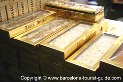 Traditional Turron