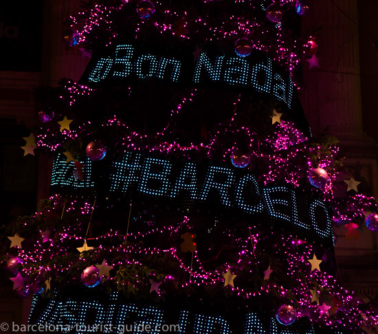 Christmas In Barcelona Spain.Barcelona Christmas Visit Christmas And New Year S In