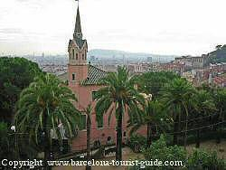Park Güell by Antoni Gaudí The house in which Gaudí lived is now a museum.