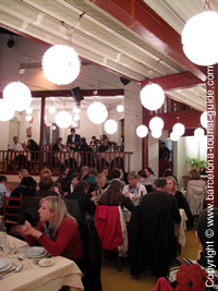 The Restaurant at the Flamenco Show