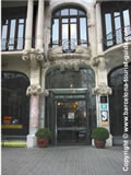 Casa Fuster Hotel 5 star Luxury hotel in Barcelona