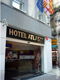 Atlas Hotel Review By Barcelona Tourist Guide