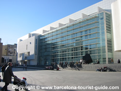 The MACBA Square
