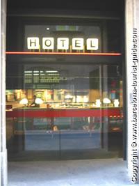 Revue de l h tel casa camper par barcelona tourist guide - Casa camper hotel barcelona ...