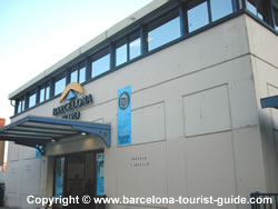 Station de bus de Barcelone Nord