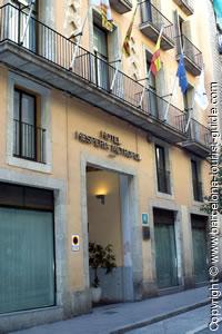 Hotel Nh Barcelona Barri Gòtic