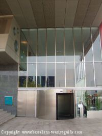 Hotel AC Barcelona Forum - Main Entrance