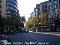 Area around Hotel Acta Antibes Barcelona