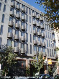 Sunotel aston hotel review by barcelona tourist guide for Hotel aston barcelona calle paris