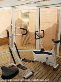 Hotel Astoria Gym