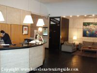 Hall dell'Hotel Illa Barcelona