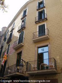 Hotel jardi review by barcelona tourist guide for Hotel jardin barcelona