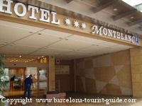 Hotel Montblanc a Barcellona