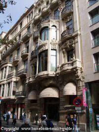 Ubersicht Hotel Monte Carlo Barcelona Spanien
