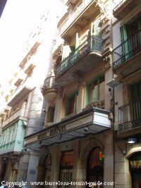 Hotel Nouvell Barcelona