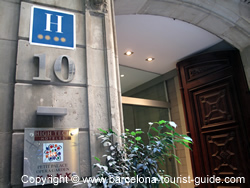 Petit palace opera garden hotel review by barcelona tourist guide