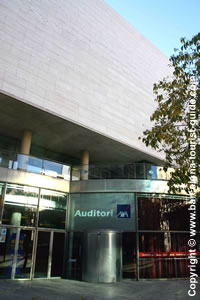Auditori Winterthur Entrance