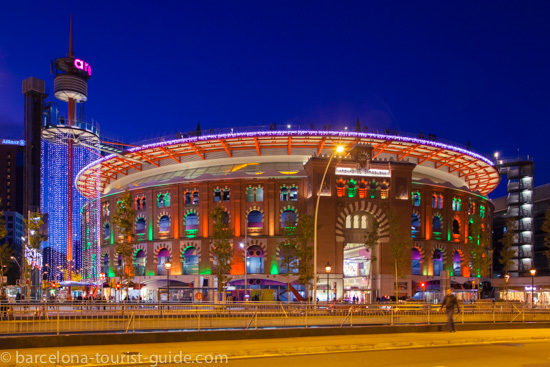 Las Arenas De Barcelona Shopping Centre