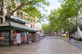Staying In A Hotel On La Rambla Pros And Cons
