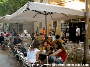 Bar Ramon Carrer Blai, 28-30
