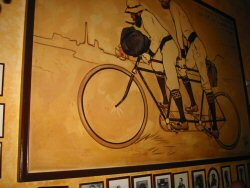 Restaurant Gats Barcelona : Els quatre gats bar and restaurant barcelona spain stock