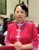 Lita of Chino Don Lin Chinese Restaurant