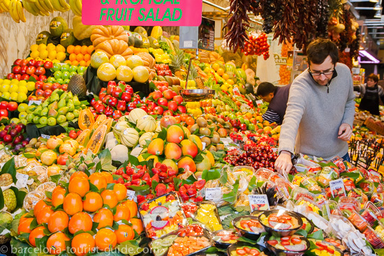 Guide To La Boqueria Food Market In Barcelona