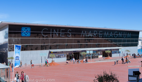 Cinema Maremagnum